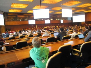 Milan Y8 - at the International Labour Organization - Governing Body meeting.