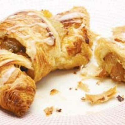 Apple croissants