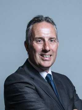 Ian Paisley - UK Parliament official portraits 2017