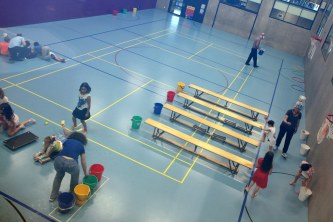 Gym Games