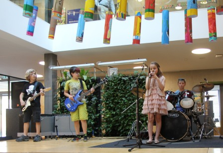 Primary Rock Band