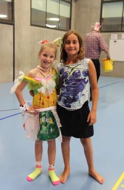 Winning costume!