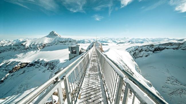 Les Diablerets, Glacier 3000